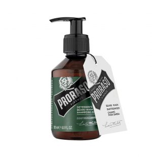 Proraso Refreshing Beard Wash Shampoo Eucalyptus 200ml