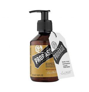 Proraso Beard Shampoo Wood And Spice 200ml