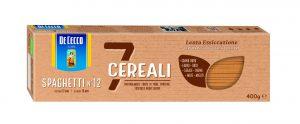 De Cecco Ζυμαρικά 7 Δημητριακών No 12 Spaghetti 7 Cereali 400g