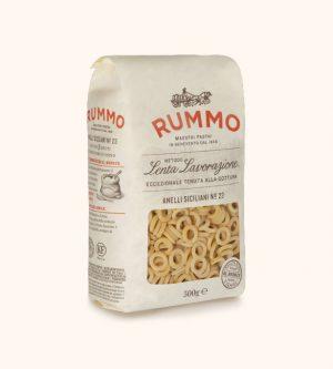 Ζυμαρικά Classic Rummo No 23 Anelli Siciliani 500g