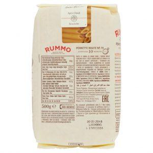 Ζυμαρικά Classic Rummo No 70 Penne Rigate 500g
