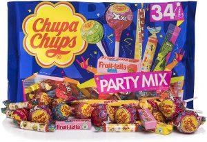 Καραμέλες και Ζαχαρωτά Σακούλα Chupa Chups Party Mix 400g