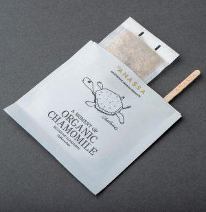 Βιολογικό Χαμομήλι Anassa Organics Chamomile 10 Φακελάκια