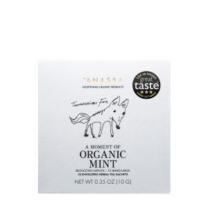 Βιολογική Μέντα Anassa Organics Mint 10 Φακελάκια