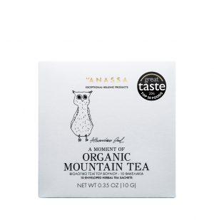 Βιολογικό Τσάι του Βουνού Anassa Organics Mountain Tea 10 Φακελάκια