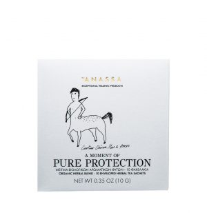 Βιολογικό Αφέψημα Βοτάνων Anassa Pure Protection 10 Φακελάκια