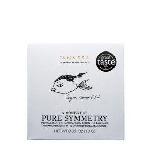 Βιολογικό Αφέψημα Βοτάνων Anassa Pure Symmetry 10 Φακελάκια