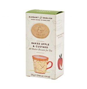 Μπισκότα Artisan Biscuits Baked Apple and Custard 125g