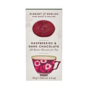 Μπισκότα Artisan Biscuits Rasberries and Dark Chocolate 125g