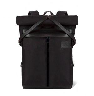 Atelier De L Armee Σακίδιο Πλάτης Black Flight Pack