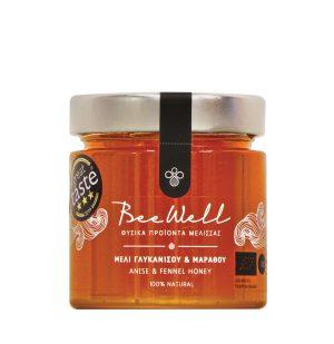 Μέλι Φυσικό Γλυκάνισου Και Μάραθου Beewell 300g
