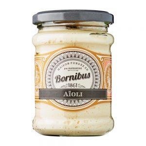 Σάλτσα Αγιολί Bornibus Aioli 220g