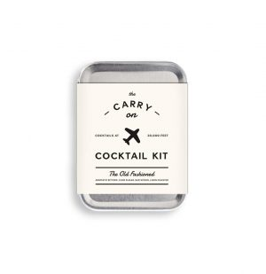 W and P Carry On Cocktail Kit The Old Fashioned