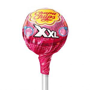 Γλειφιτζούρι Chupa Chups Strawberry Flavour XXL 29g