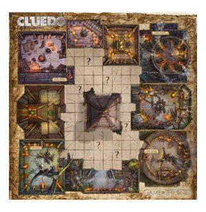 Επιτραπέζιο Cluedo Game Of Thrones Hasbro (Στα Αγγλικά) C43781020