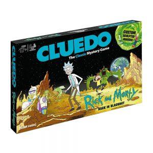 Επιτραπέζιο Cluedo Rick and Morty Winning Moves (Στα Αγγλικά)