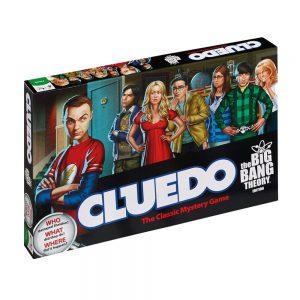 Επιτραπέζιο Cluedo The Big Bang Theory Winning Moves (Στα Αγγλικά)