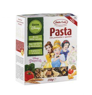 Παιδικά Ζυμαρικά Dalla Costa Disney Kitchen Pasta Princess 250g