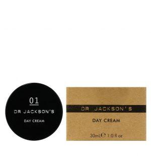 Dr Jackson's 01 Κρέμα Ημέρας Day Skin Cream Travel 30ml