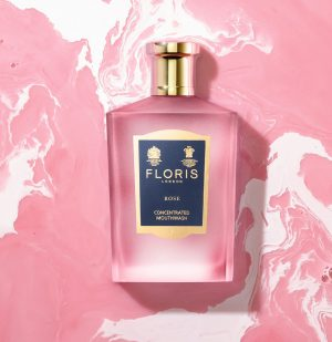 Στοματικό Διάλυμα Floris London Rose Concentrated Mouthwash 100ml