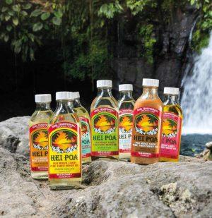 Λάδι Monoi Για σώμα Και Μαλλιά Hei Poa Pure Tahiti Monoi Oil Frangipani 100ml