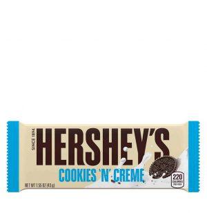 Hersheys Cookies and Creme Bar 43g