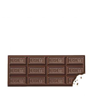 Hersheys Milk Chocolate Flavour Bar 40g