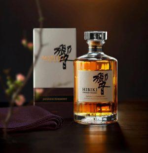 Ουίσκι Hibiki Suntory Whiskey Japanese Harmony 700ml