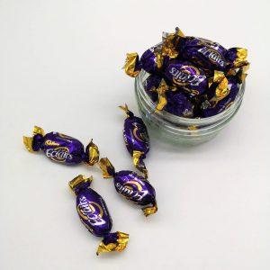 Σοκολατένια Μπουκίτσα Cadbury Eclairs Miniature Bite 9g