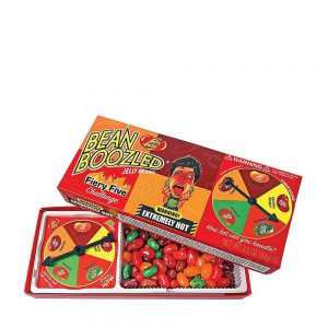 Bean Boozled Flaming Five Challenge Spinner Jelly Belly 100g