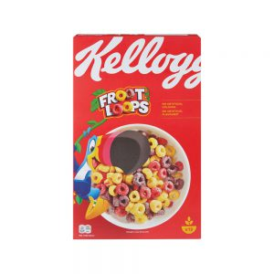 Kelloggs Froot Loops Cereal 375g