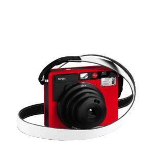 Λουράκι Φωτογραφικής Μηχανής Leica Sofort Strap White