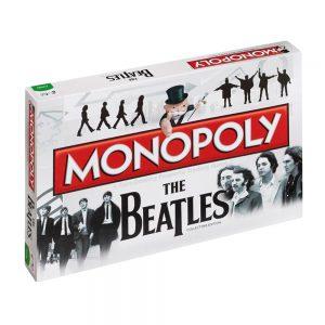 Επιτραπέζιο Monopoly The Beatles Collectors Edition Hasbro (Στα Αγγλικά)