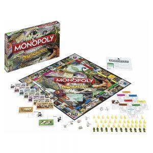 Επιτραπέζιο Monopoly Dinosaurs Winning Moves (Στα Αγγλικά)