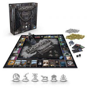 Επιτραπέζιο Monopoly Game of Thrones Hasbro (Στα Αγγλικά) E32782