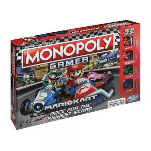 Επιτραπέζιο Monopoly Gamer Mario Kart Hasbro (Στα Αγγλικά) E1870