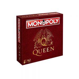 Επιτραπέζιο Monopoly Queen Winning Moves (Στα Αγγλικά)