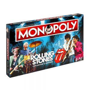 Επιτραπέζιο Monopoly The Rolling Stones Hasbro (Στα Αγγλικά)