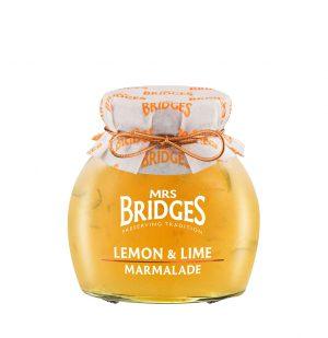 Μαρμελάδα Λεμόνι Λάιμ Mrs Bridges Lemon And Lime Marmalade 340g