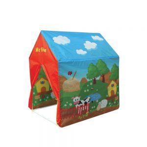 Παιδική Σκηνή Σπιτάκι Φάρμα 95x72x102cm