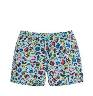 Μαγιό Minions Nikben Swim Shorts