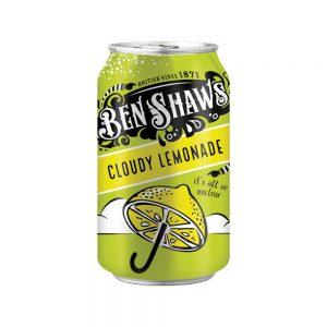 Αναψυκτικό Λεμονάδα Ben Shaws Cloudy Lemonade 330ml