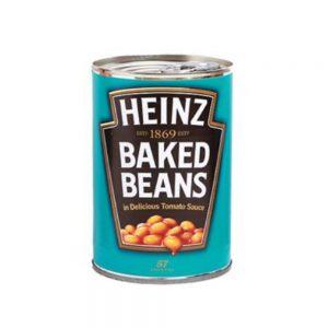 Φασόλια Μαγειρεμένα Heinz Baked Beans 415g
