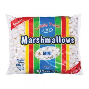Ζαχαρωτά Μίνι Άσπρα Cmc Mini Marshmallows 280g