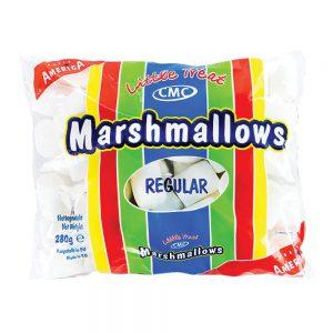 Ζαχαρωτά Άσπρα Cmc Regular Marshmallows 280g