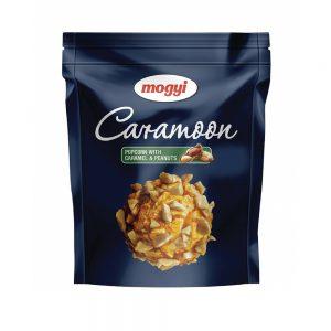 Σνακ Ποπ Κoρν με Καραμέλα και Φυστίκι Mogyi Caramoon Popcorn Caramel Peanuts 70g