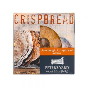 Κρακεράκια Peters Yard Sourdough Crispbread Original 220g
