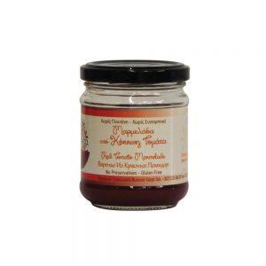 Μαρμελάδα από Κόκκινη Ντομάτα Ιδιότροπα Βαζάκι 200g