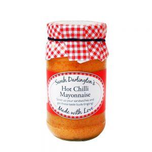 Μαγιονέζα Sarah Darlington's Hot Chilli Mayonnaise 250g