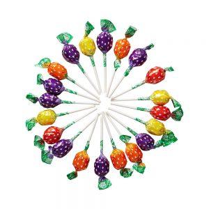 Γλειφιτζούρι Φραγκοστάφυλο Swizzels Fruity Pops Blackurrant 8g
